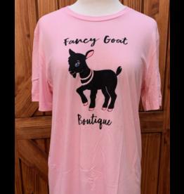 T-shirts-Fancy Goat Fred Tx