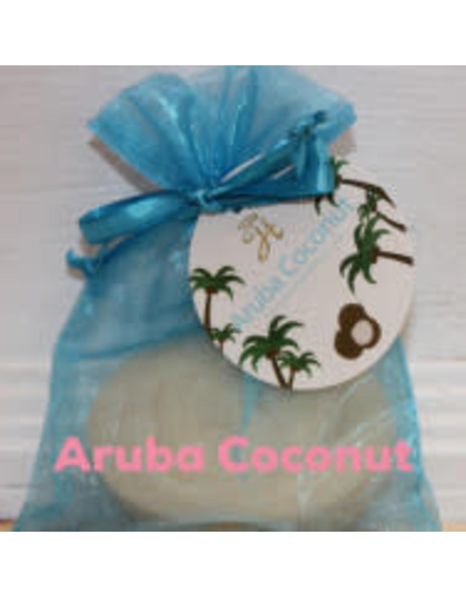 Fancy Goat Boutique Soap Aruba Coconut