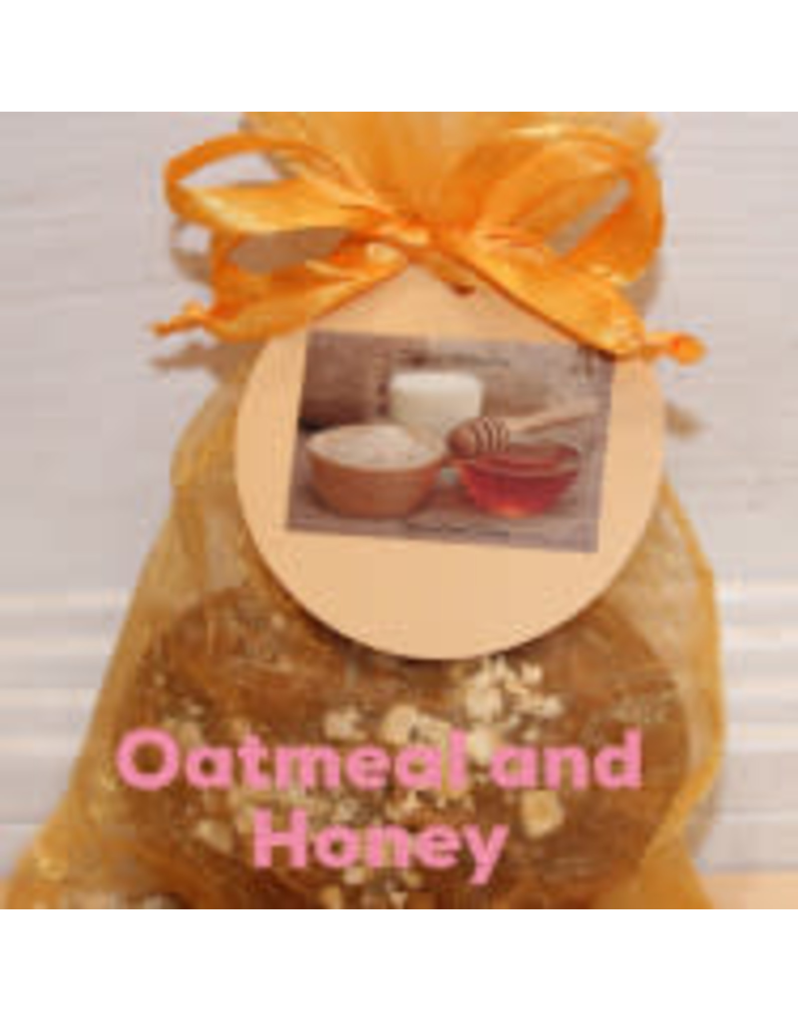 Fancy Goat Boutique Soap Oatmeal and Honey