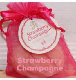 Fancy Goat Boutique Soap Strawberry Champagne