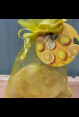 Fancy Goat Boutique Soap Orange and Lemon