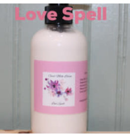 Fancy Goat Boutique Goat Milk Lotion  Love Spell