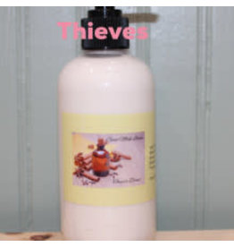 Fancy Goat Boutique Goat Milk Lotion  Thieves Blend