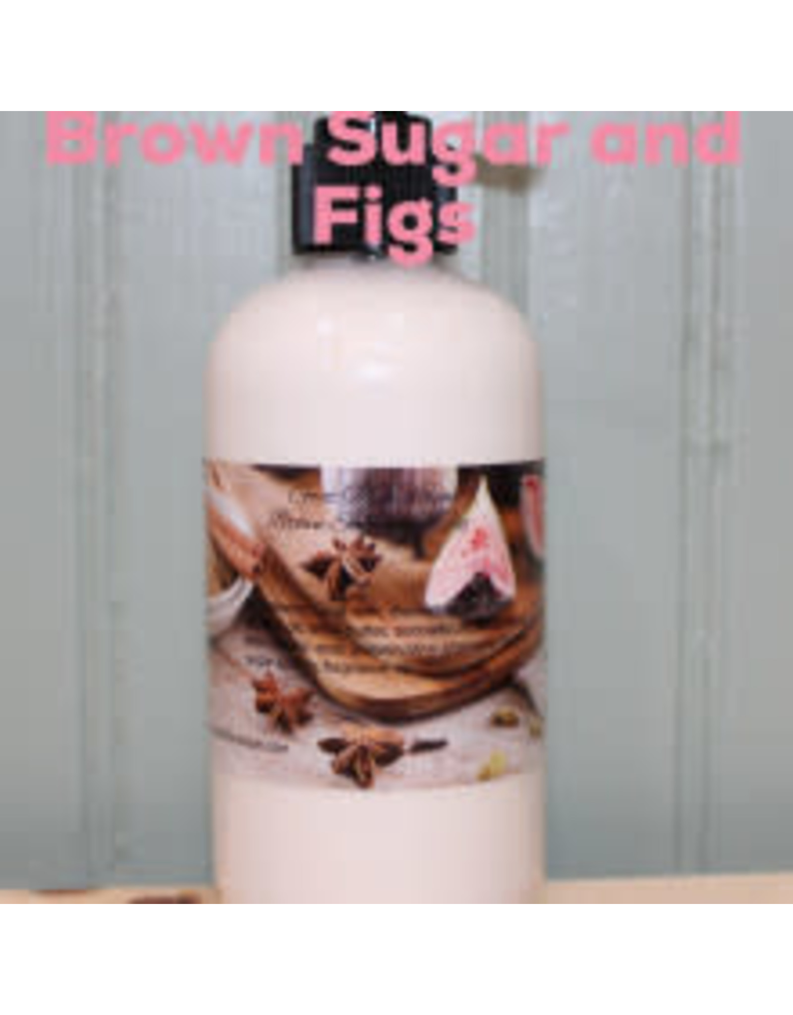 Fancy Goat Boutique Goat Milk Lotion Brown Sugar&Fig