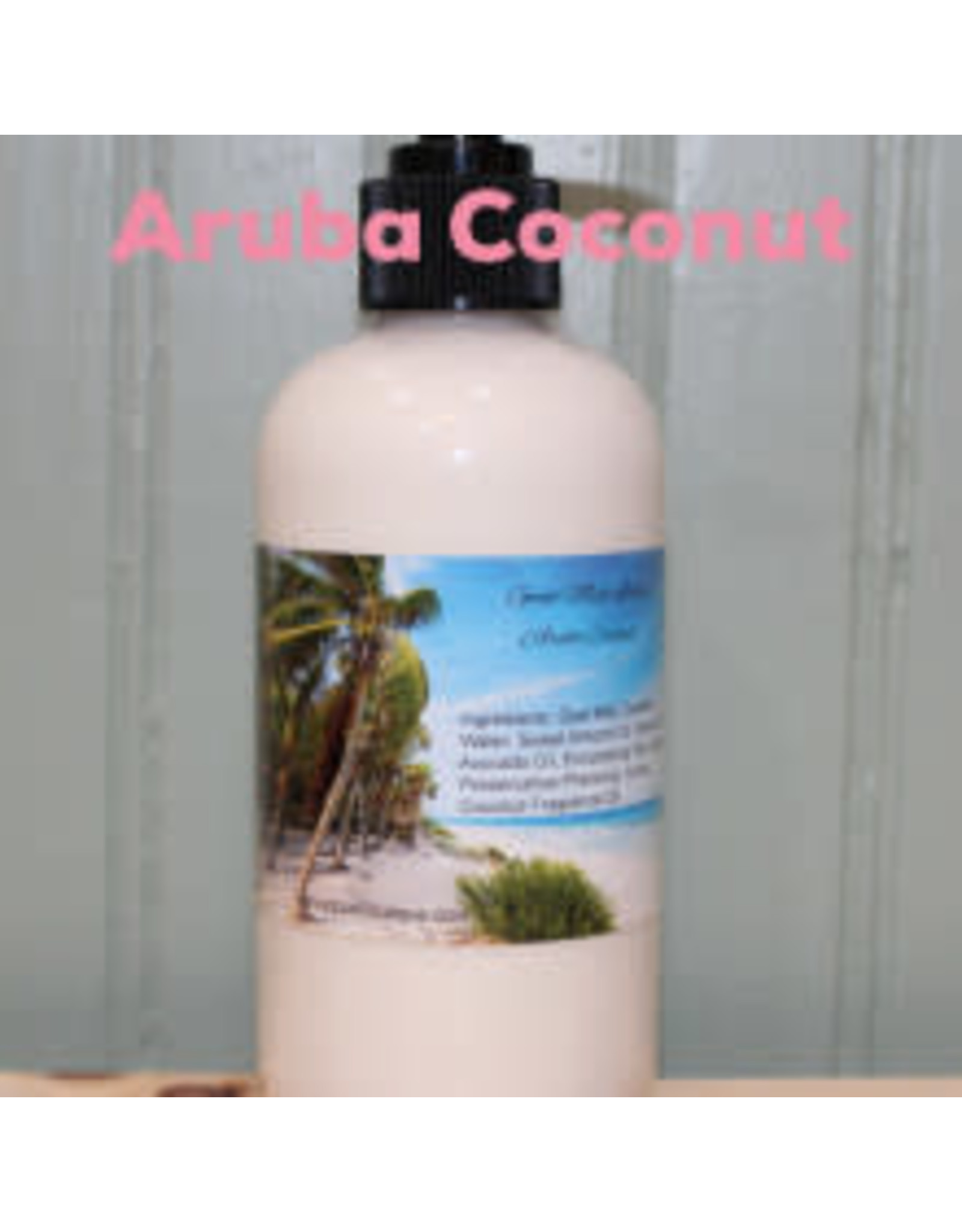 Fancy Goat Boutique Goat Milk Lotion  Aruba Coconut