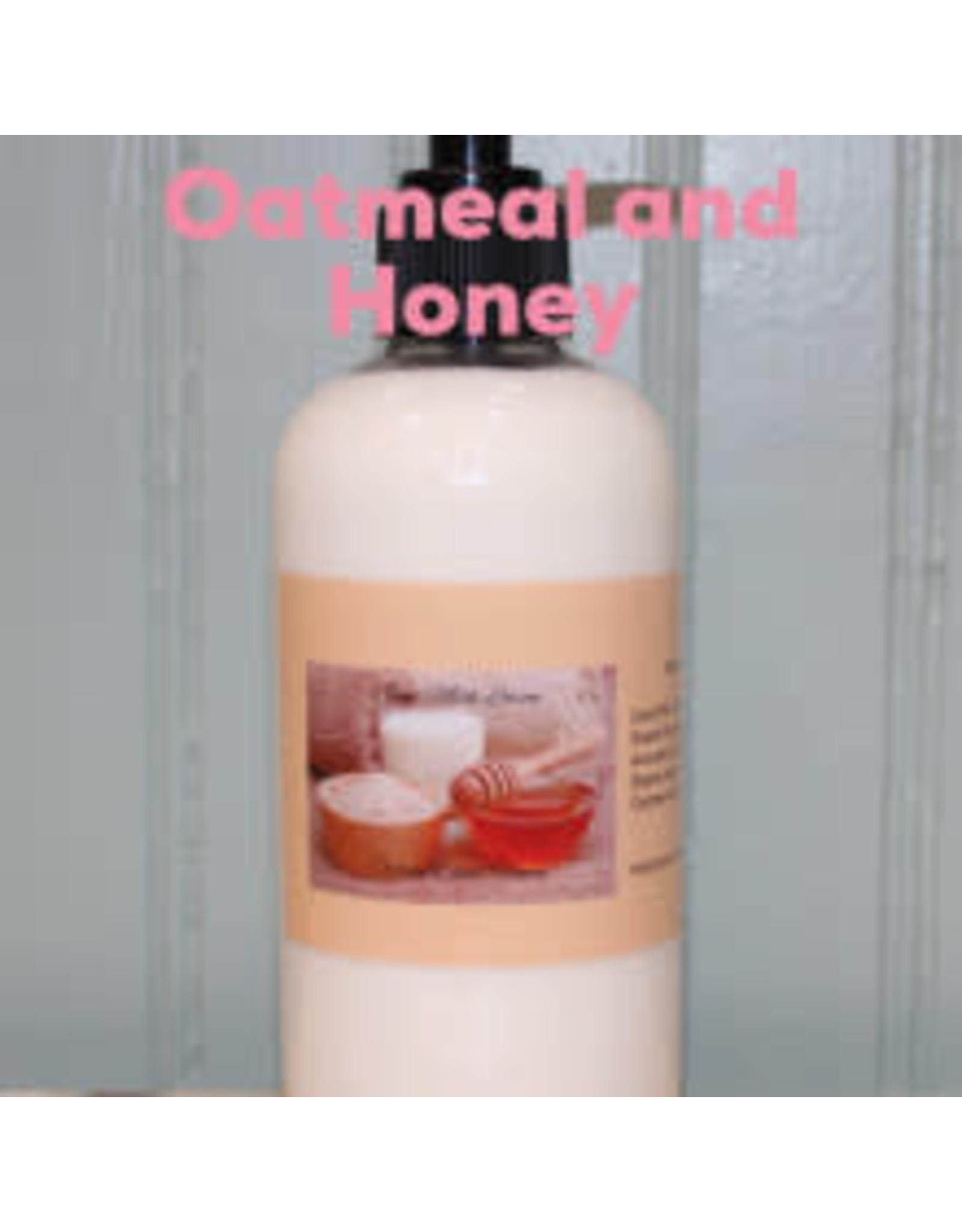 Fancy Goat Boutique Goat Milk Lotion Oatmeal&Honey