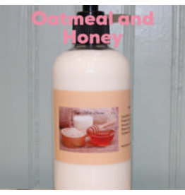 Fancy Goat Boutique Goat Milk Lotion Oatmeal&Honey