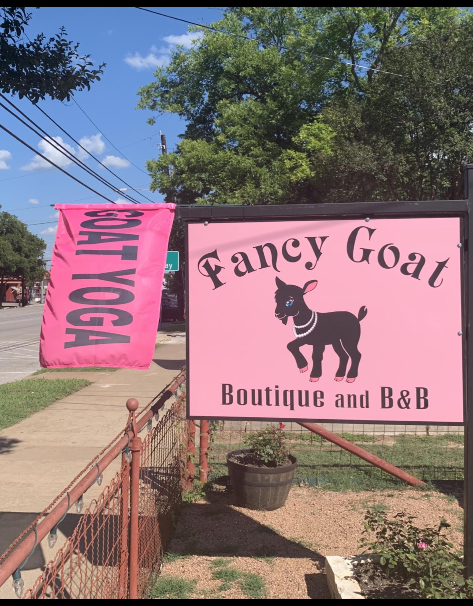Fancy Goat Boutique Goat Activity