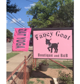 Fancy Goat Boutique Goat Activity