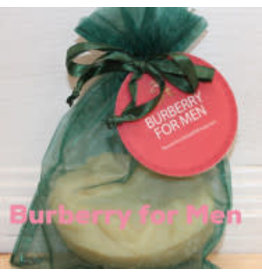 Fancy Goat Boutique Soap Burberry for Men