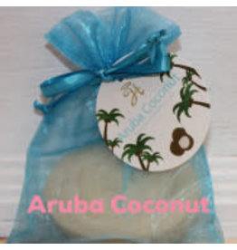Fancy Goat Boutique Soap Aruba Coconut