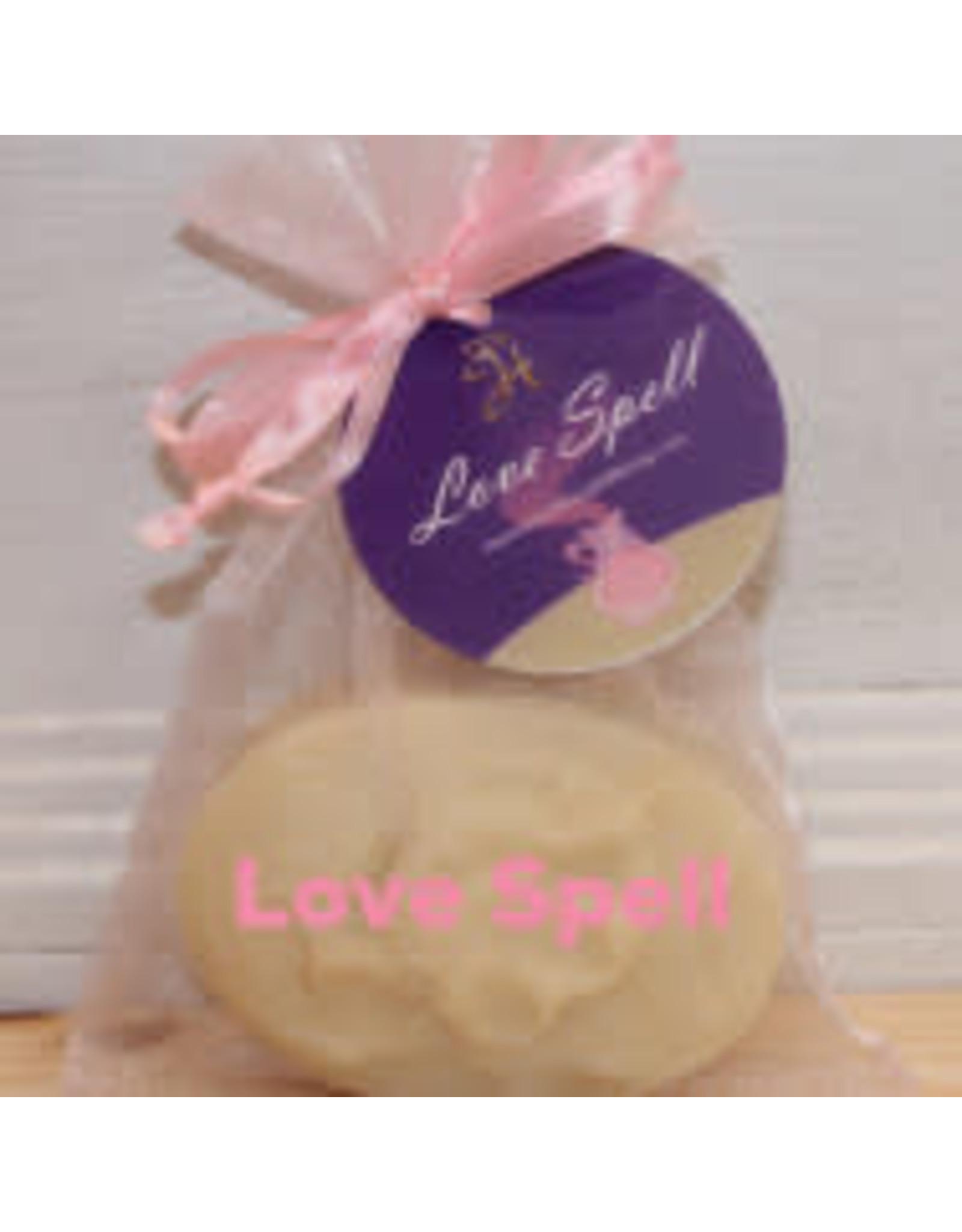 Fancy Goat Boutique Soap Love Spell