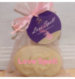 Fancy Goat Boutique Soap Love Spell