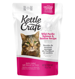 Kettle Craft Wild Salmon & Sardine 85GM - Cat