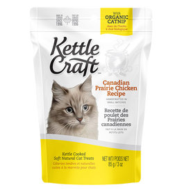 Kettle Craft Canadian Prairie Chicken 85GM - Cat