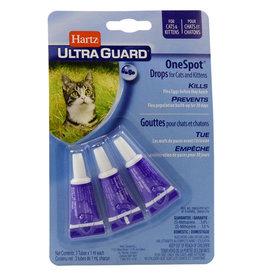 Hartz Ultra Guard Control One Spot Drops / Kitten & Cat
