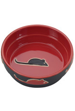 Spot - Ethical Pet Products Fresco Cat Dish Red 5