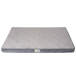 Be One Breed Diamond Bed Gray Large 28 x 46
