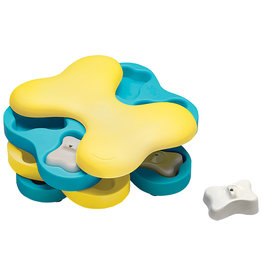 Nina Ottosson Dog Tornado Blue & Yellow / Puzzle