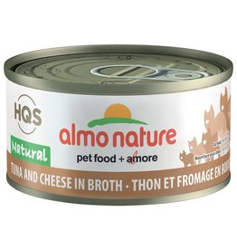 Almo | Natural Tuna & Cheese in Broth 70GM - Cat SINGLE