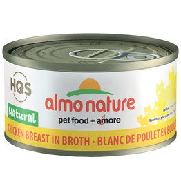 Almo | Natural Chicken Breast in Broth 70GM - Cat SINGLE