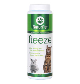 NaturPet Fleeze Flea & Tick Repellent 60GM / Cat