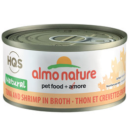 Almo | Natural Tuna & Shrimp in Broth 70GM - Cat SINGLE