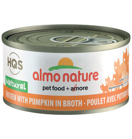Almo | Natural Chicken with Pumpkin in Broth 70GM - Cat SINGLE