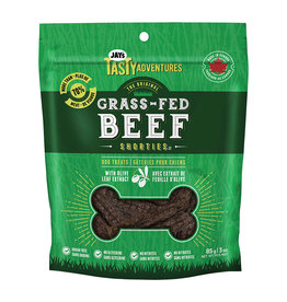 Jay's Grass-Fed Beef Shorties