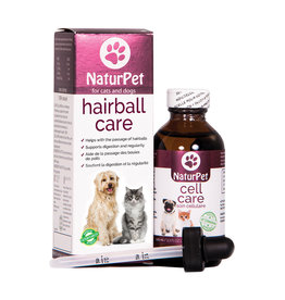 NaturPet Hairball Care 100ML / Cat
