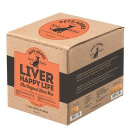 Pets Agree Happy Life Bars Liver Small 2LB