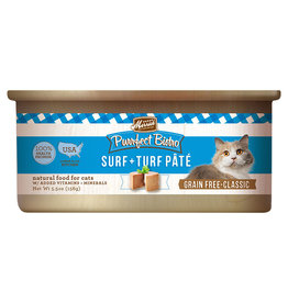 Merrick Surf & Turf Pate 5.5OZ - Cat SINGLE