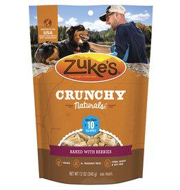 Zukes Crunchy Naturals Baked Berries 12OZ