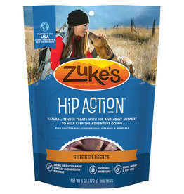 Zukes Hip Action Chicken 6OZ
