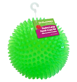 Royal Pet Gnawsome Ball / Squeak & Light