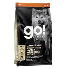 Petcurean GO! Carnivore Lamb & Wild Boar