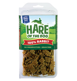 Hare of the Dog 100% Rabbit Jerky For Small Breed