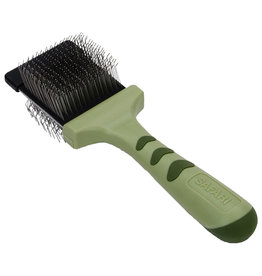 Safari Flexible Slicker Brush Med