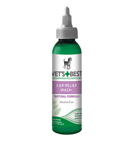 Vets Best Ear Wash Relief 4OZ