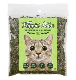 Trippin' Paws The Finest Catnip In All The Land 12GM