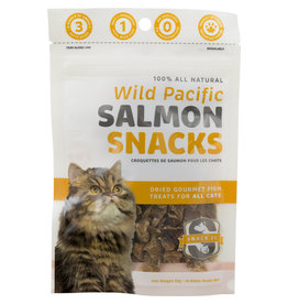 Snack 21 Salmon Snacks 25GM - Cat
