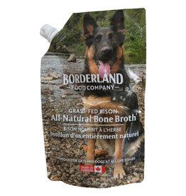 Borderland Food Company Frozen - Grass Fed Bone Broth 591ML