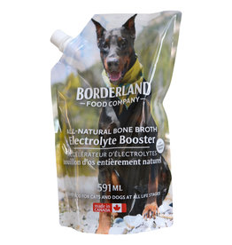 Borderland Food Company Frozen - Electrolyte Booster Bone Broth 591ML