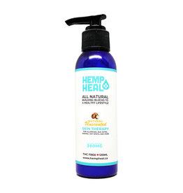 Hemp Heal Hemp Skin Therapy Cream 360MG/120ML - Unscented