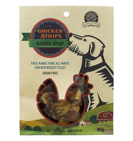 Silver Spur Chicken Wrapped Banana 85GM