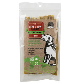 Silver Spur Veal Chew 6PK