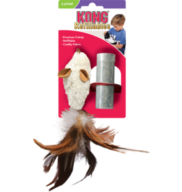 Kong Catnip Refillable Toy