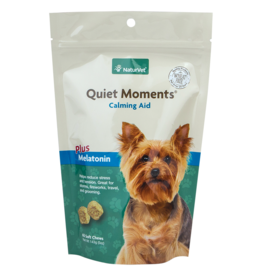 NaturVet Soft Chew Quiet Moments w/ Melatonin