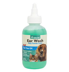 NaturVet Ear Wash Tea Tree Oil