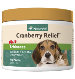 NaturVet Cranberry Relief Powder 50GM